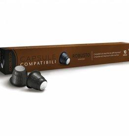 Bellucci Caffitaly - Robusto Compatible Nespresso (Boite 10)