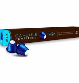 Bellucci Caffitaly - Deca Compatible Nespresso (Box 10)