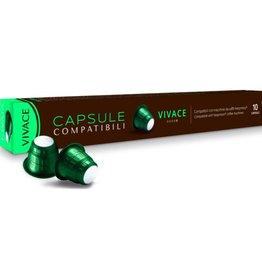 Bellucci Caffitaly - Vivace Compatible Nespresso (Boite 10)