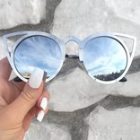 KittyKat Sunnies - Silver