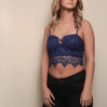 Full Lace Crop Top