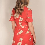 Short Floral Bastian Dress/ Jasmine