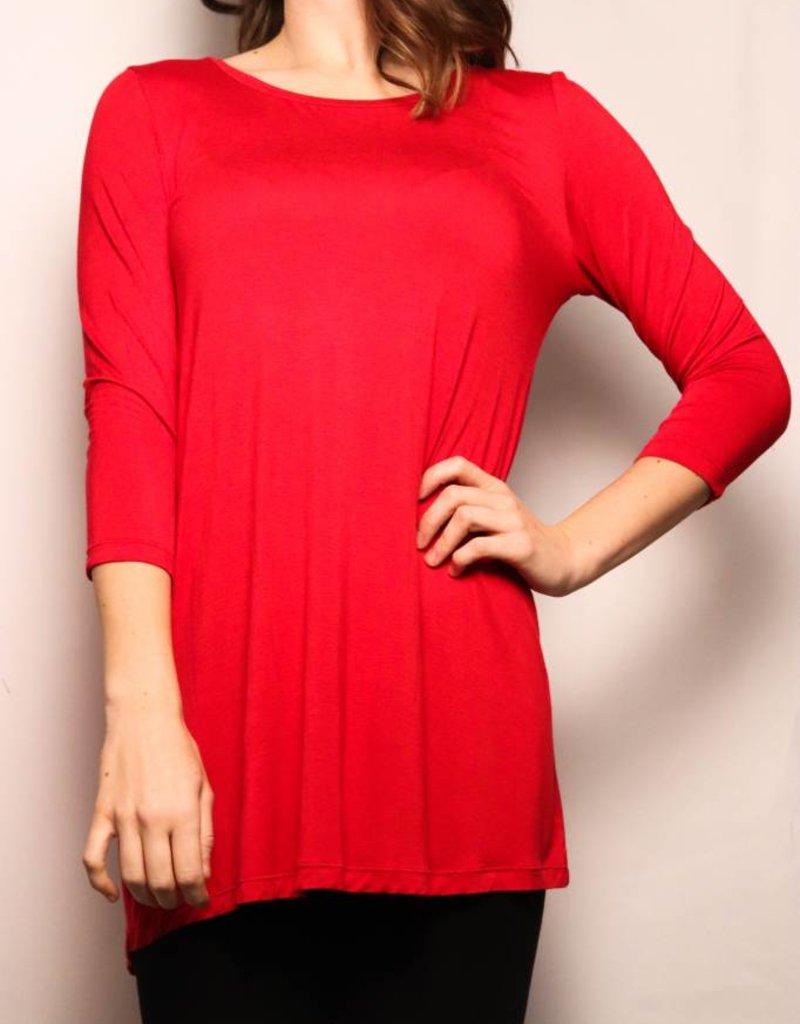 Long Sleeve Tunic Dress