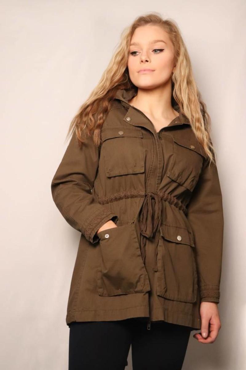 Safari Jacket / Olive