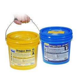 Smooth-On Dragon Skin 10 Fast (2 Gallon Kit) Special Order