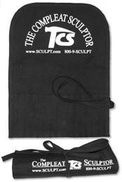 Just Sculpt 15 Pocket Tool Roll