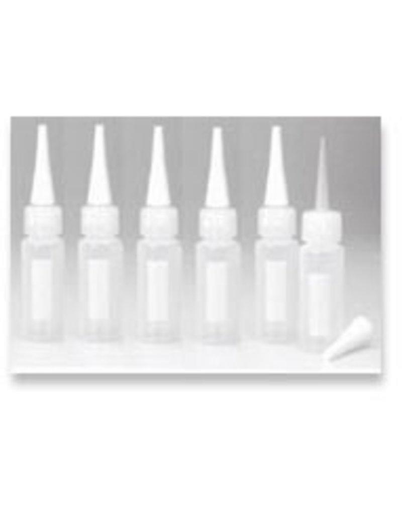 Darice 1oz Needle Tip Applicator Bottles 6pc