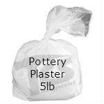USG Pottery Plaster 5lb Box