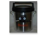 Just Sculpt 5 Gallon Vacuum Chamber With Venturi (Requires Air Compressor)