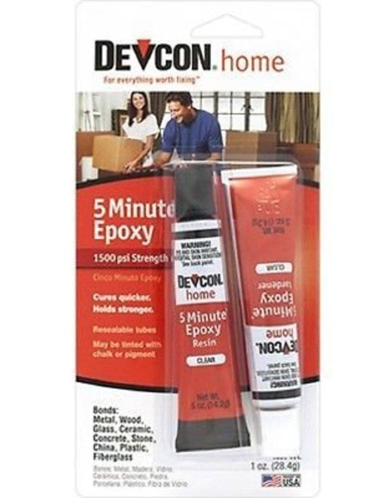 5 Minute Epoxy 1/2oz Tubes