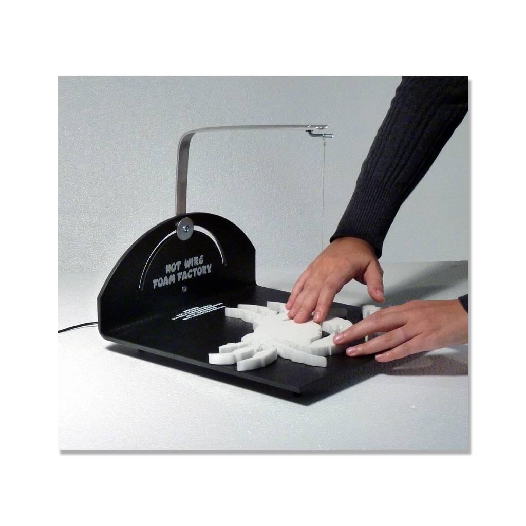 Hot Wire Foam Factory Ac Scroll Table #K03