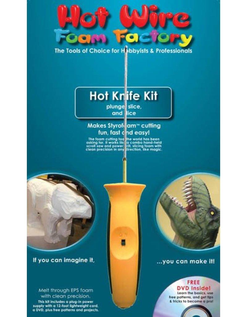 Hot Wire Foam Factory Ac Starter Knife Kit K11