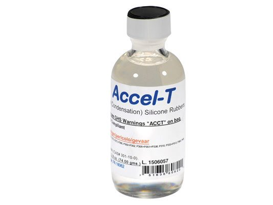 Smooth-On Accel-T 2oz Tin Silicone Accelerator