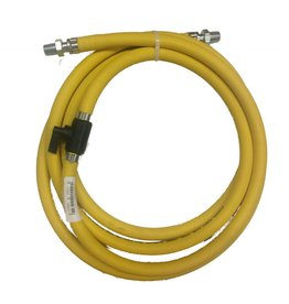 Trow & Holden Complete Air Hose Assembly 10' (3m) (Hose and 2 Nipples)
