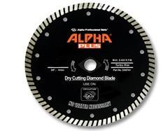 Alpha Alpha Plus Diamond Blade 5in