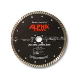 Alpha Quad Diamond Blade 4in