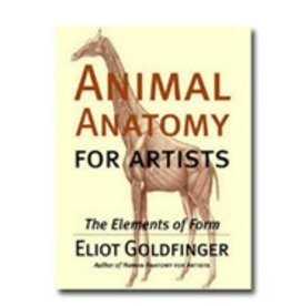 Animal Anatomy Goldfinger Book