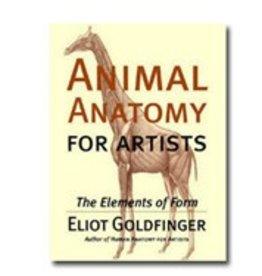 Animal Anatomy Goldfinger Book