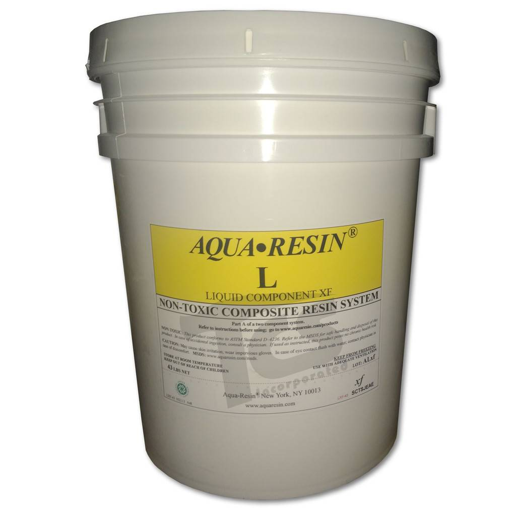 Aquaresin Aqua-Resin L 43lb
