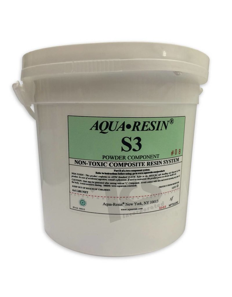 Aquaresin Aqua-Resin S 6.6lb