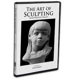 PCF Studio Faraut DVD #1: The Art of Sculpting with Philippe Faraut: Children