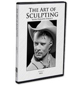 PCF Studio Faraut DVD #3: The Art of Sculpting with Philippe Faraut: Men