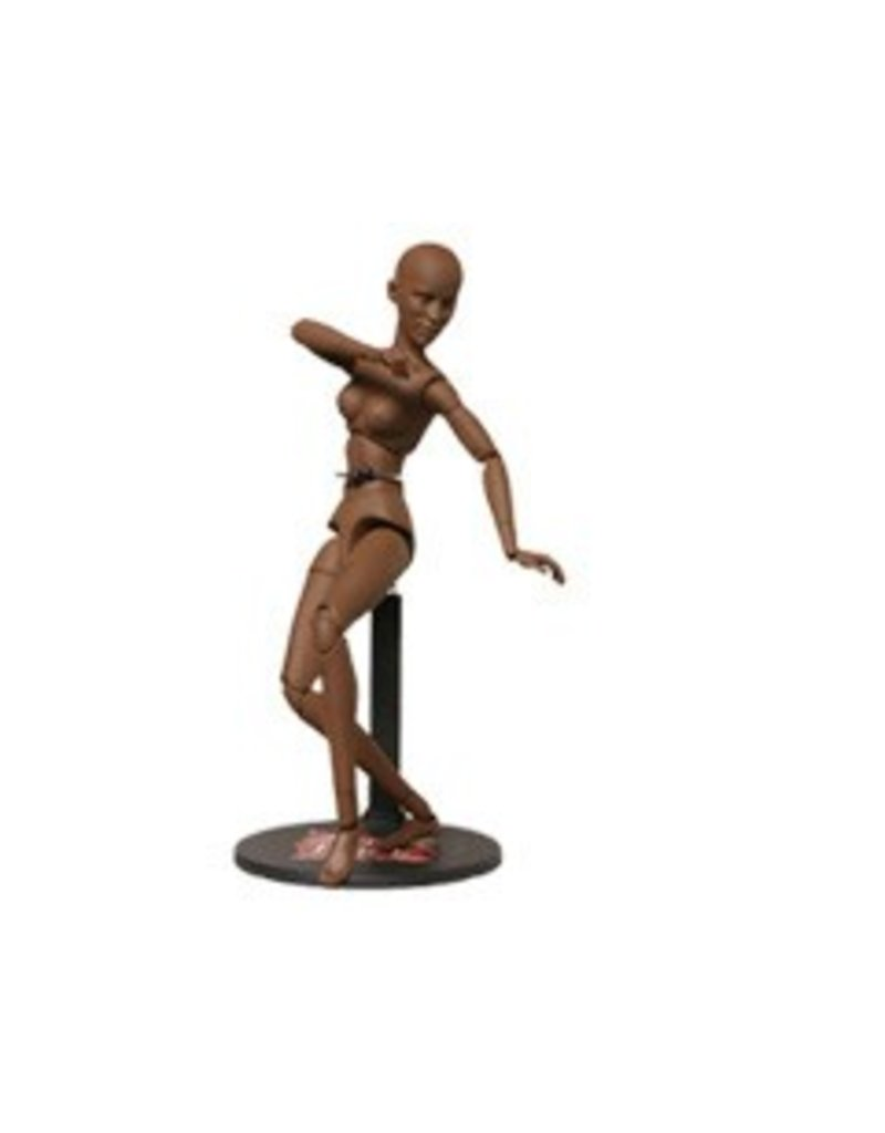 Sideshow Collectibles Art S. Buck Female African American Model