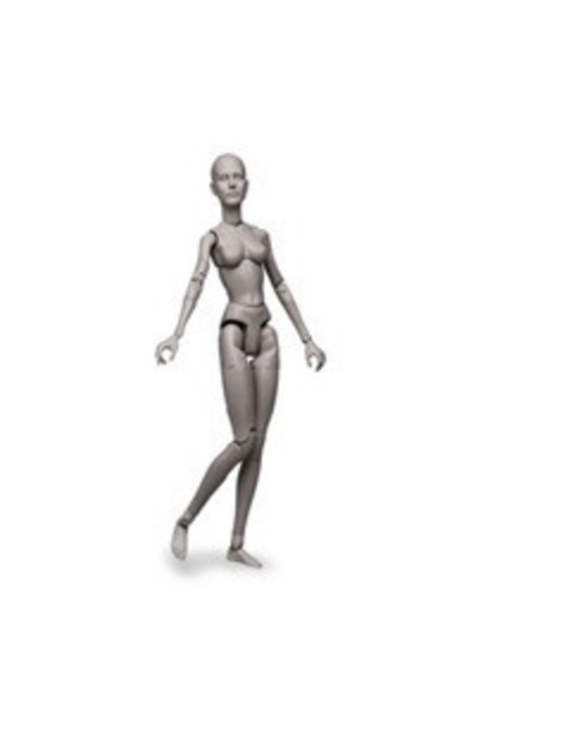 Sideshow Collectibles Art S. Buck Female Grey Model
