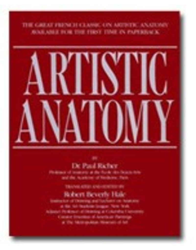 Artistic Anatomy Book