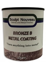 Sculpt Nouveau B Metal Coat Bronze 32oz
