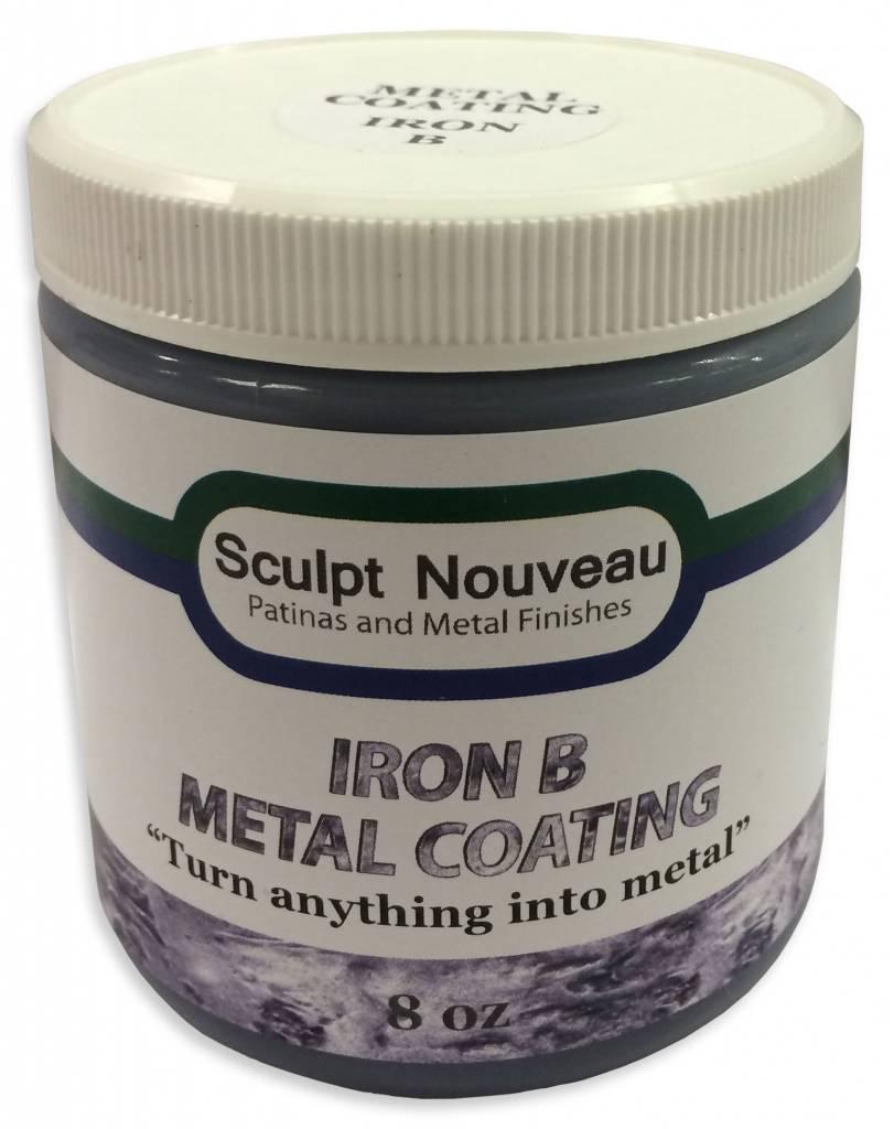 Sculpt Nouveau B Metal Coat Iron 8oz