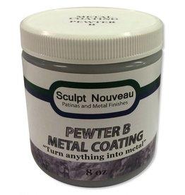 Sculpt Nouveau B Metal Coat Pewter 8oz