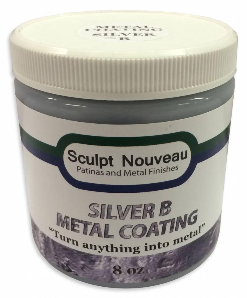 Sculpt Nouveau B Metal Coat Silver 8oz
