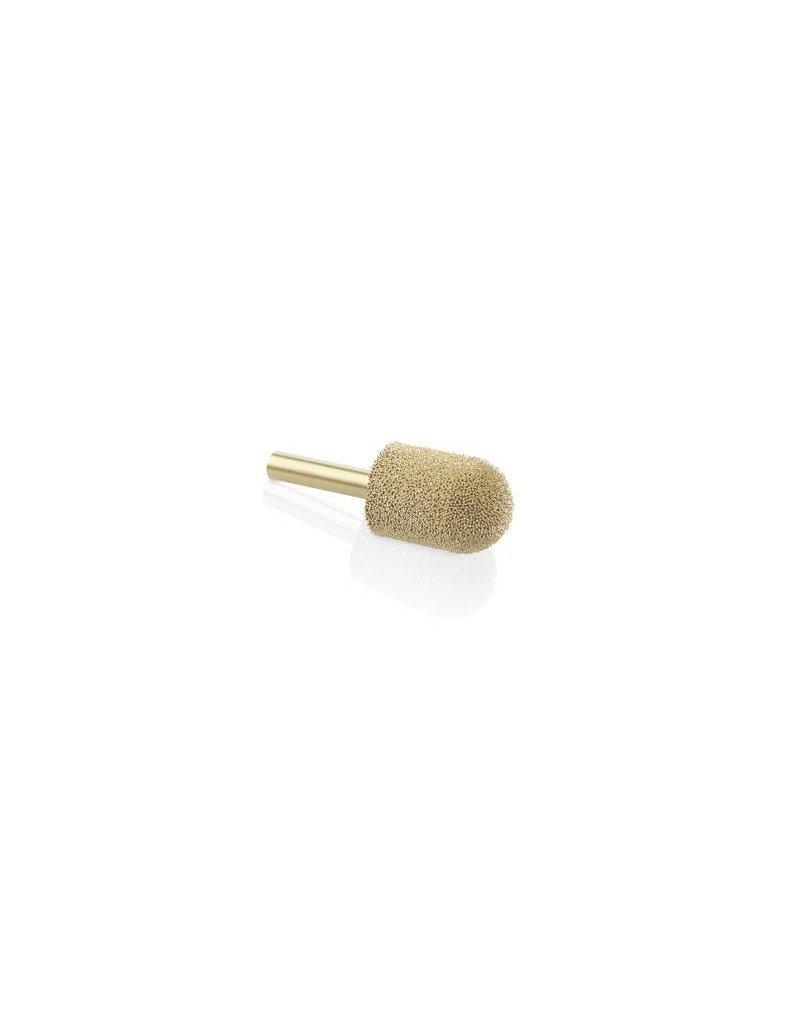Kutzall Ballnose Gold SSG 3/4''D x 1 1/8''L x 1/4'' Shank