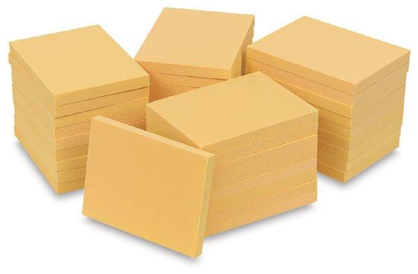 Amaco Balsa Foam I 4.5''x6''x.5''