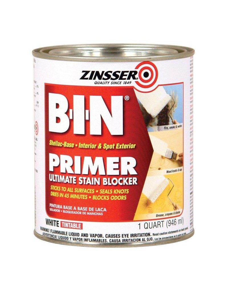 Zinzer Bin Primer Quart