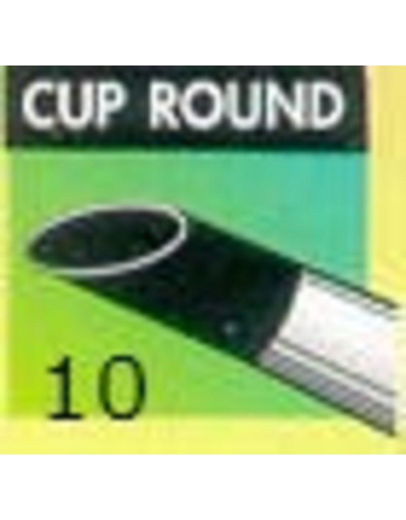 Clay Shaper Black Cup Round #10 Clayshaper