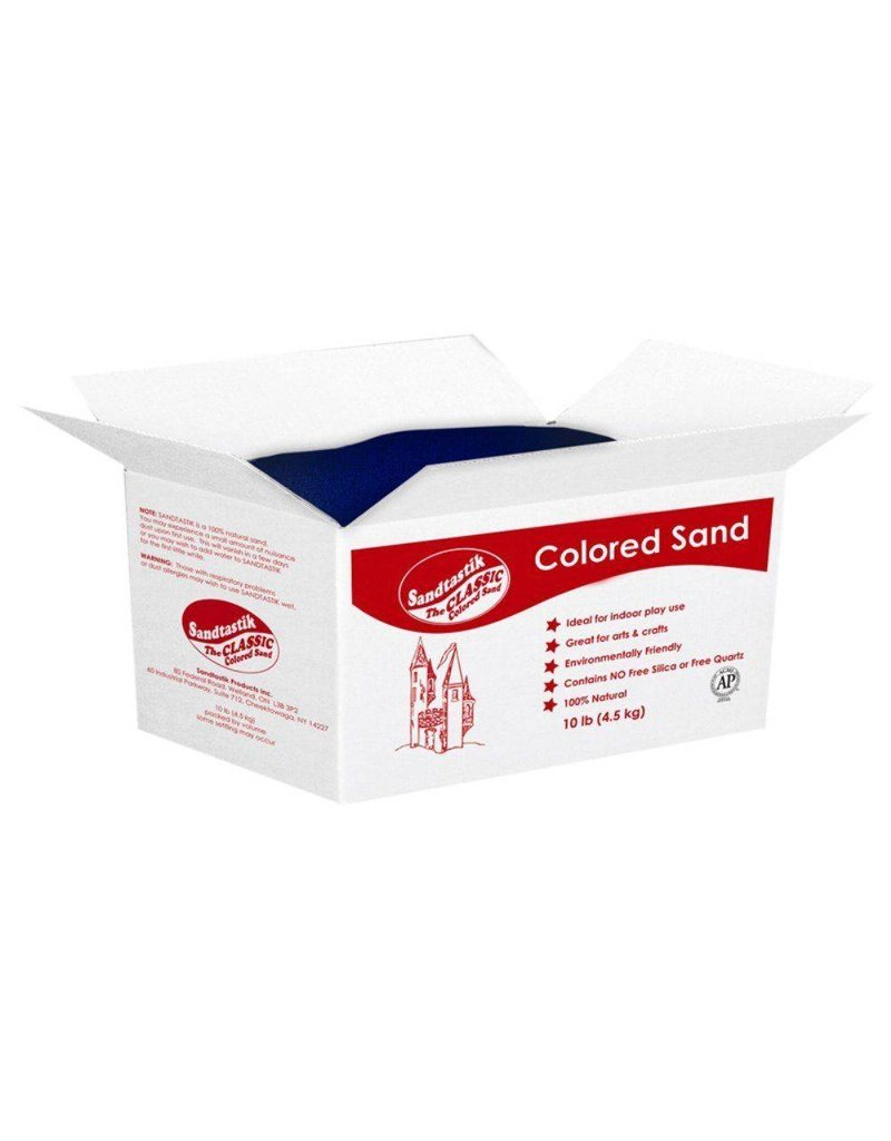 Sandtastik Black Sand 10lb