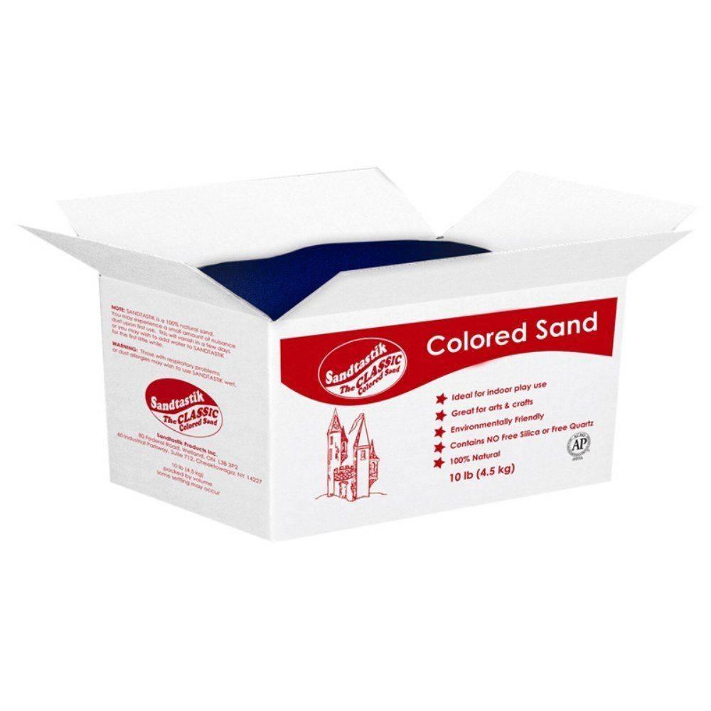 Just Sculpt Black Sand 10lb Box