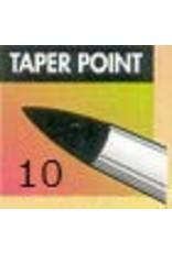 Clay Shaper Black Taper Point #10 Clayshaper