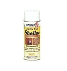 Zinzer Shellac Clear 12oz Spray Can