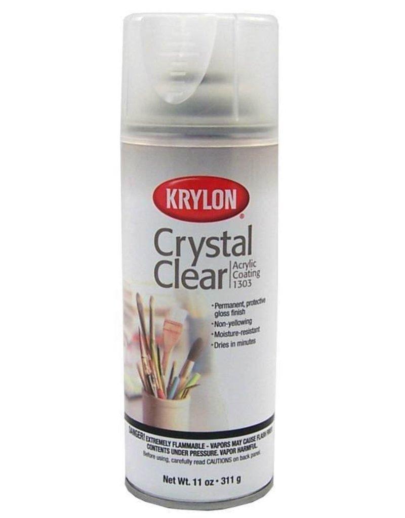 Krylon Krylon Clear Acrylic 12oz Spray Can 1303