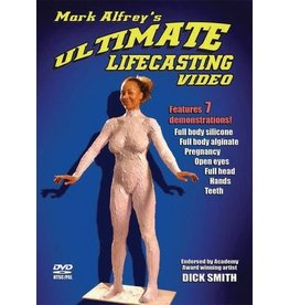 Body Casting Mark Alfrey DVD