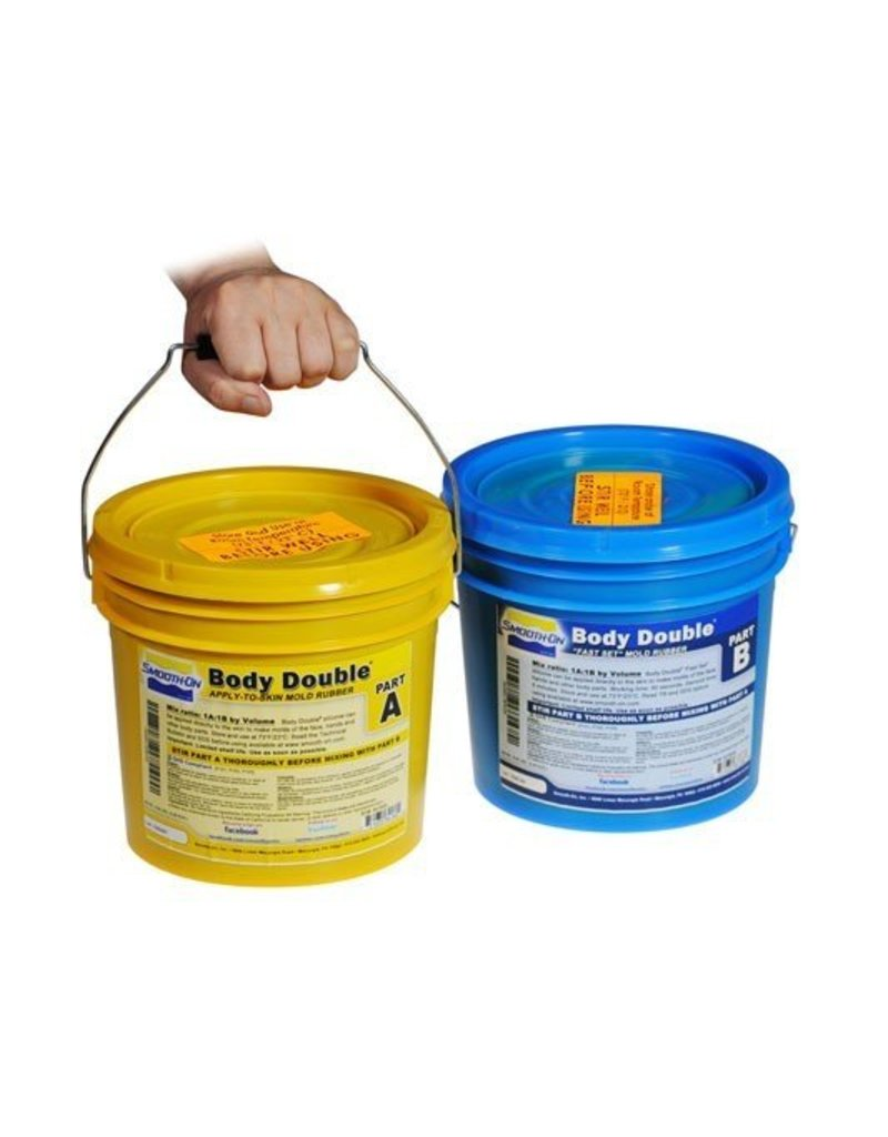 Smooth-On Body Double Fast 2 Gallon Kit