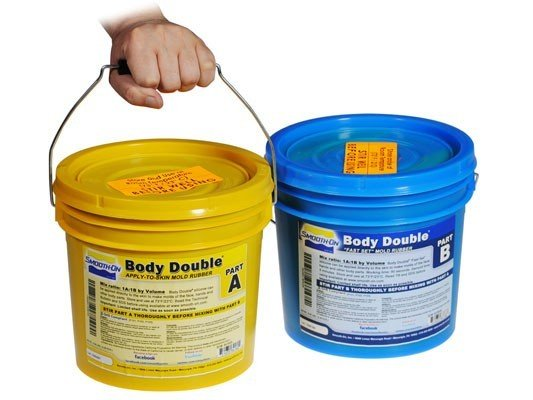 Body Double Fast 2 Gallon Kit Special Order - The Compleat Sculptor