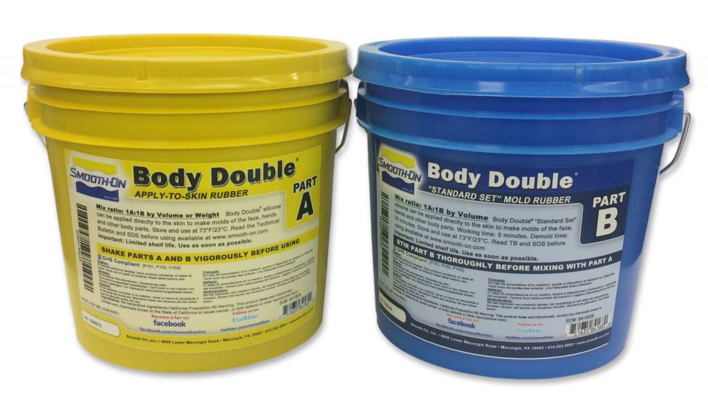 Smooth-On Body Double Standard 2 Gallon Kit