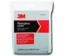 3M Bondo 9oz Fiberglass Cloth Square yd