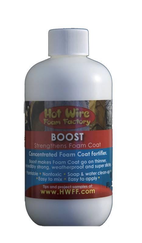 Hot Wire Foam Factory Boost 16oz Foam Coat Additive
