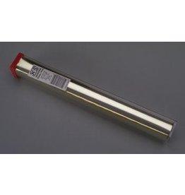 K & S Engineering Brass Foil 36 Gauge 12'' x 30'' Roll Shim #6010