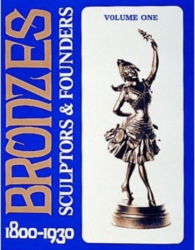 Schiffer Publishing Bronzes Volume 1 Berman Book
